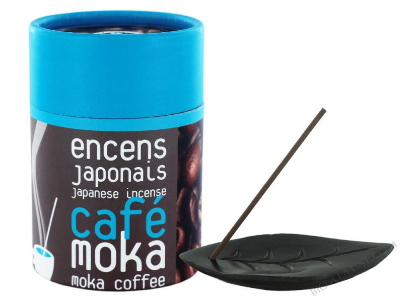 COFFRET D ENCENS JAPONAIS CAFE MOKA AROMANDISE