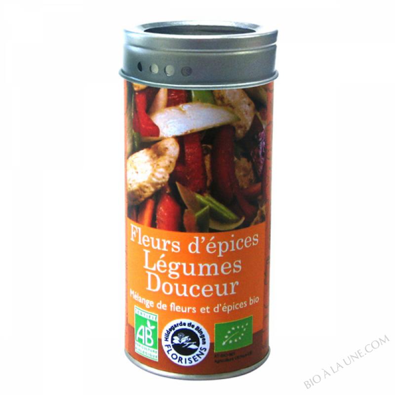 Fleurs d'Epices Legumes Douceur - Tube 45g