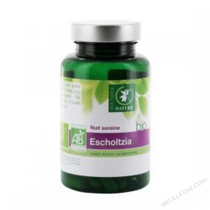 Escholtzia BIO 60 gelules