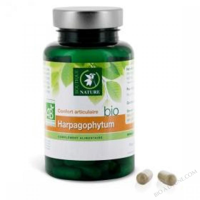 Harpagophytum Bio 60 gelules