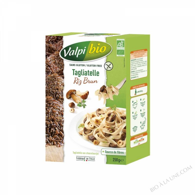 Tagliatelle de riz brun Bio 250g