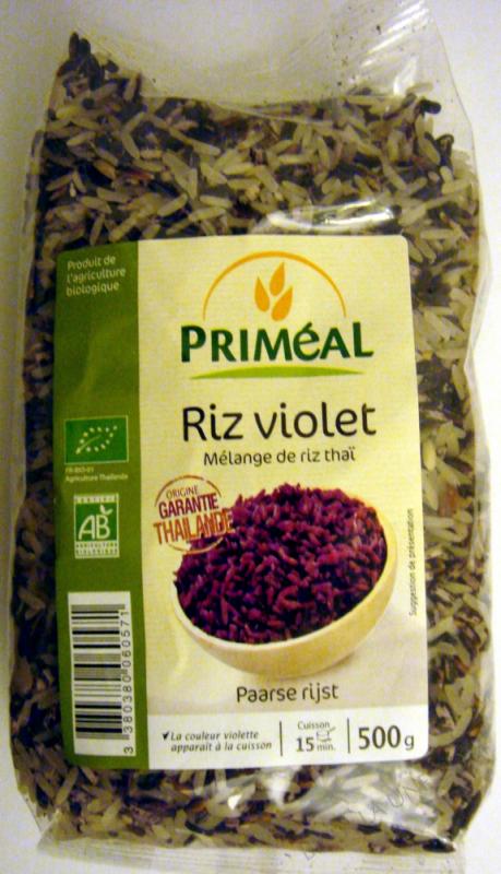 Riz violet- 500g