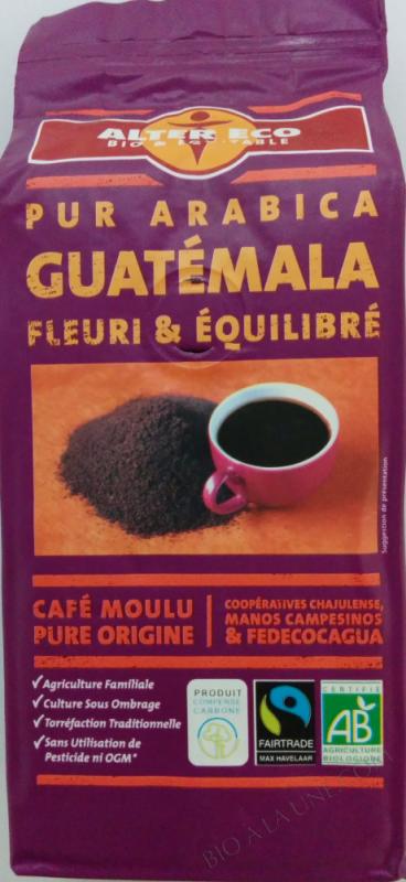 CAFE PACAYA GUATEMALA BIO