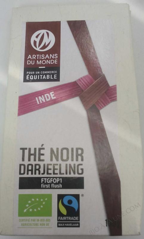 Thé Noir Darjeeling- 100 g