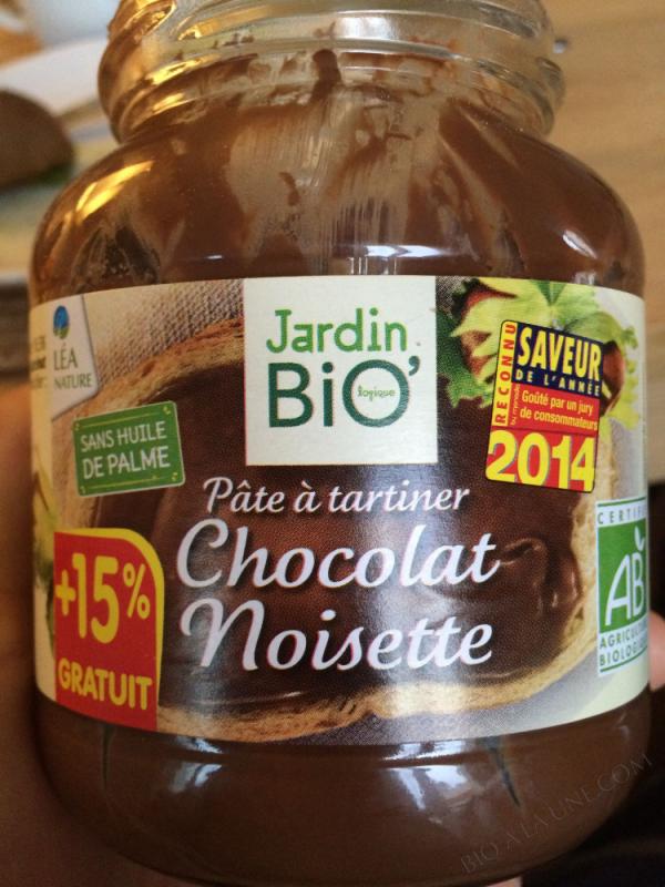 Pâte à tartiner Chocolat Noisette- 350 g