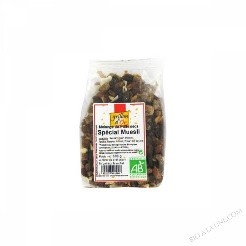 Melange fruits secs special Muesli 300g
