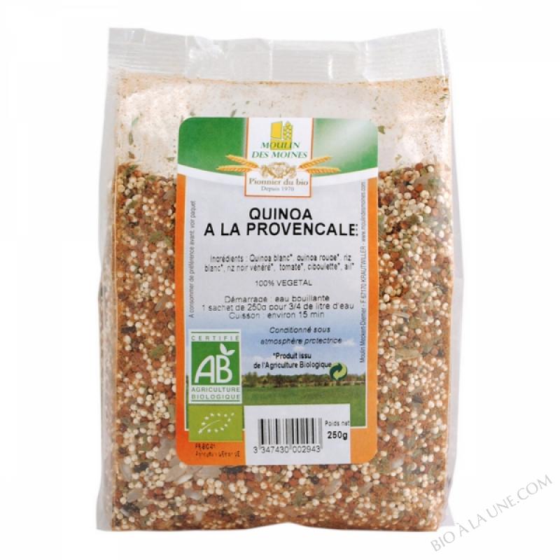 Quinoa à la provençale - 250g