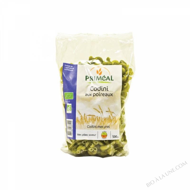 Codinis aux Poireaux