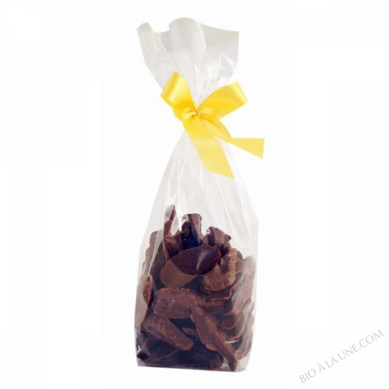 Friture de chocolat noir - 100 g