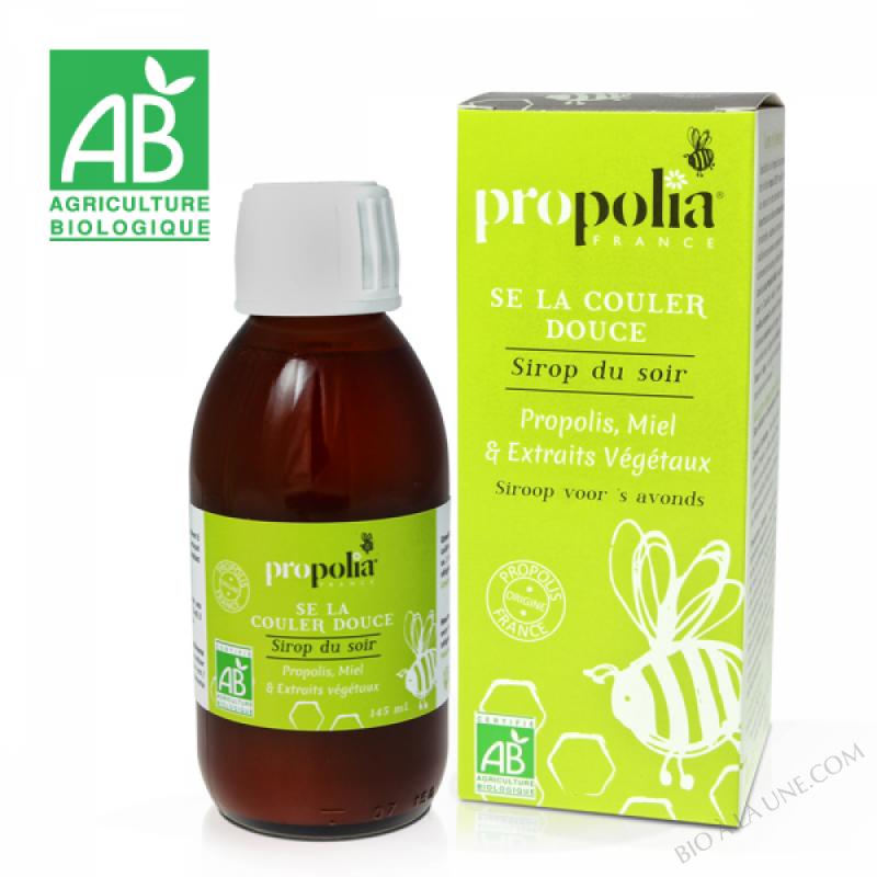 Sirop du Soir BIO (Propolis, Miel & Extraits Végétaux)