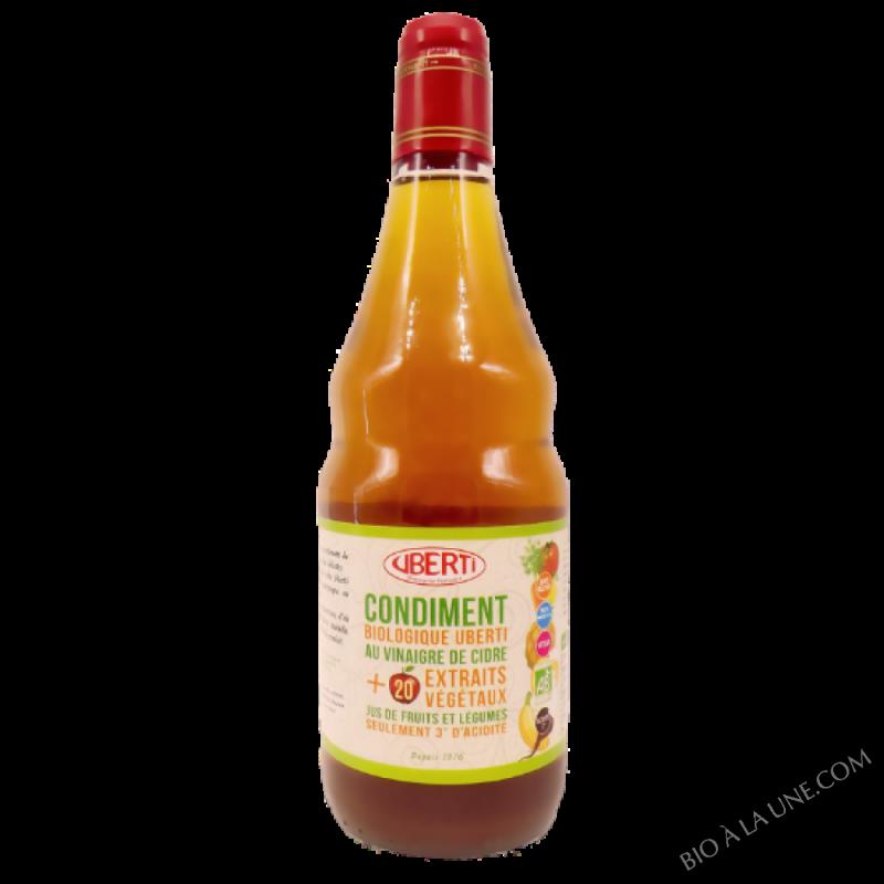 Condiment Spécial Uberti 20 extraits végétaux