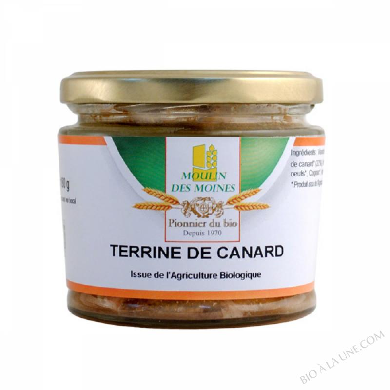 Terrine de Canard BIO 180g