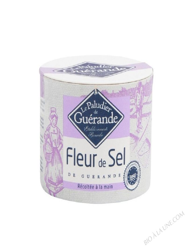 Fleur de sel de Guérande - 125 g