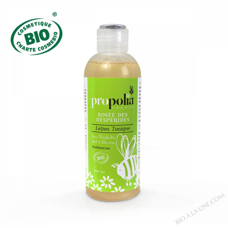Lotion Tonique BIO - Eaux florales , Miel & Aloe vera