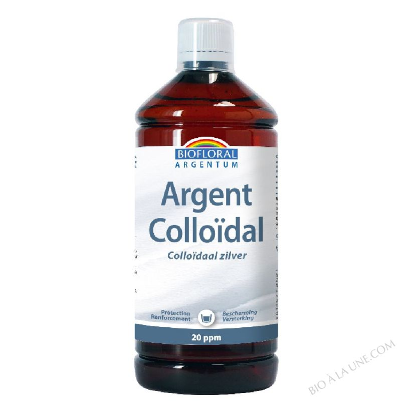 Argent Colloidal 20PPM 1 Litre