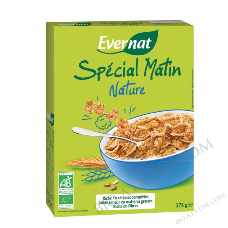 SPECIAL MATIN NATURE - 375 G