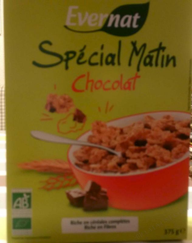Special Matin Chocolat 375gr