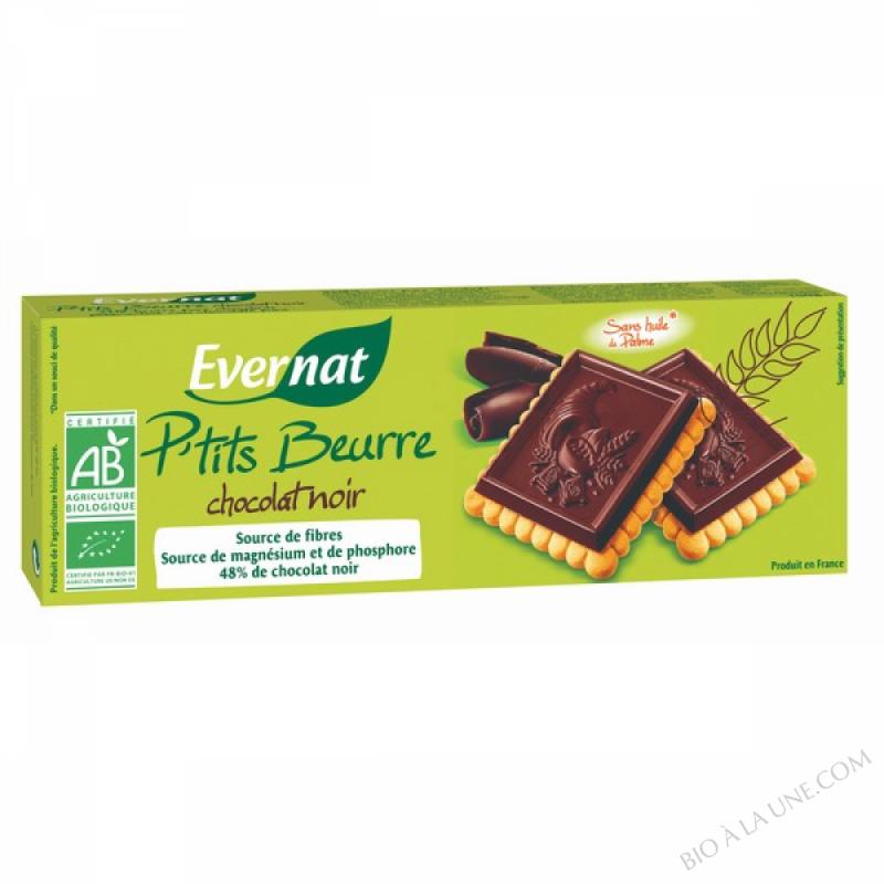 P'TITS BEURRE CHOCOLAT NOIR 150GR
