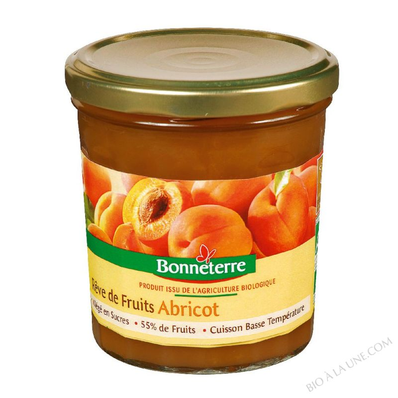 REVE DE FRUITS ABRICOT- 350 G