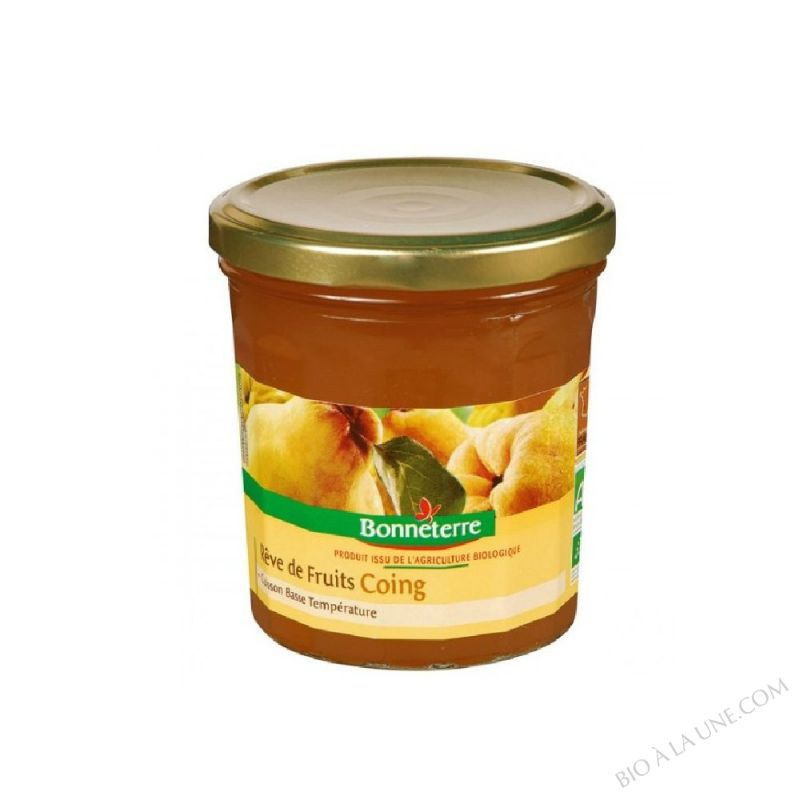 REVE DE FRUITS COING - 375 G