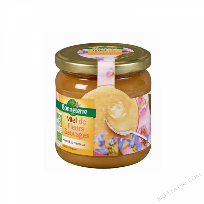 Miel de Fleurs Sauvage bio 500g