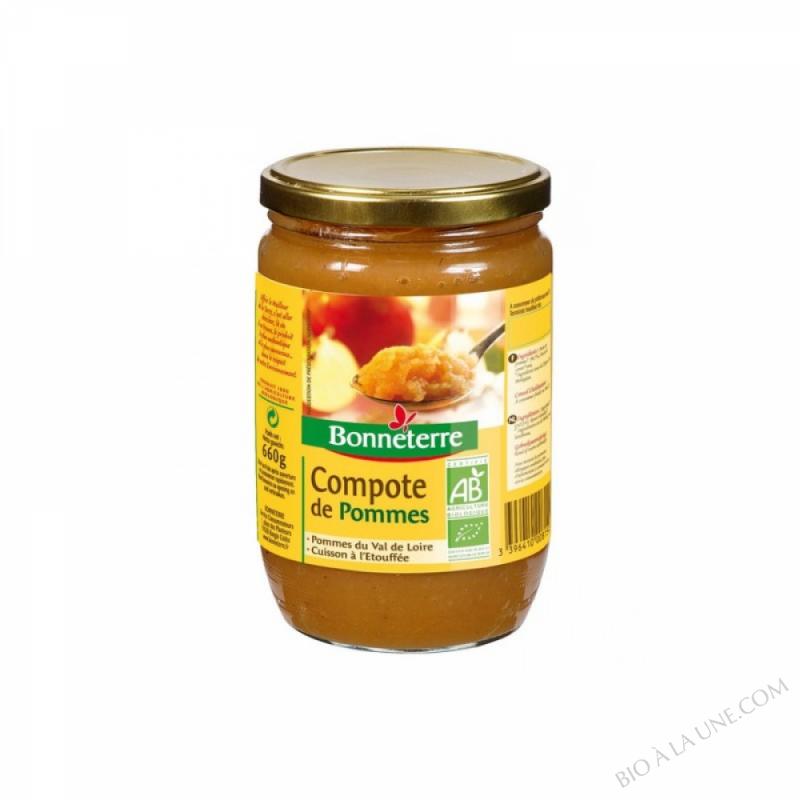 COMPOTE DE POMMES - 660 G