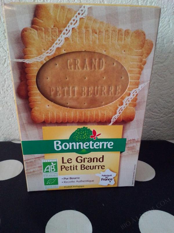 GRAND PETIT BEURRE (PUR BEURRE)- 240 G