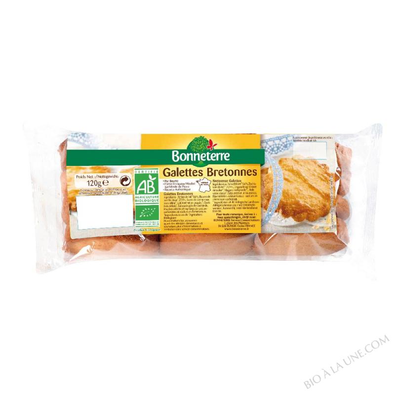 Galettes Bretonnes (pur beurre)