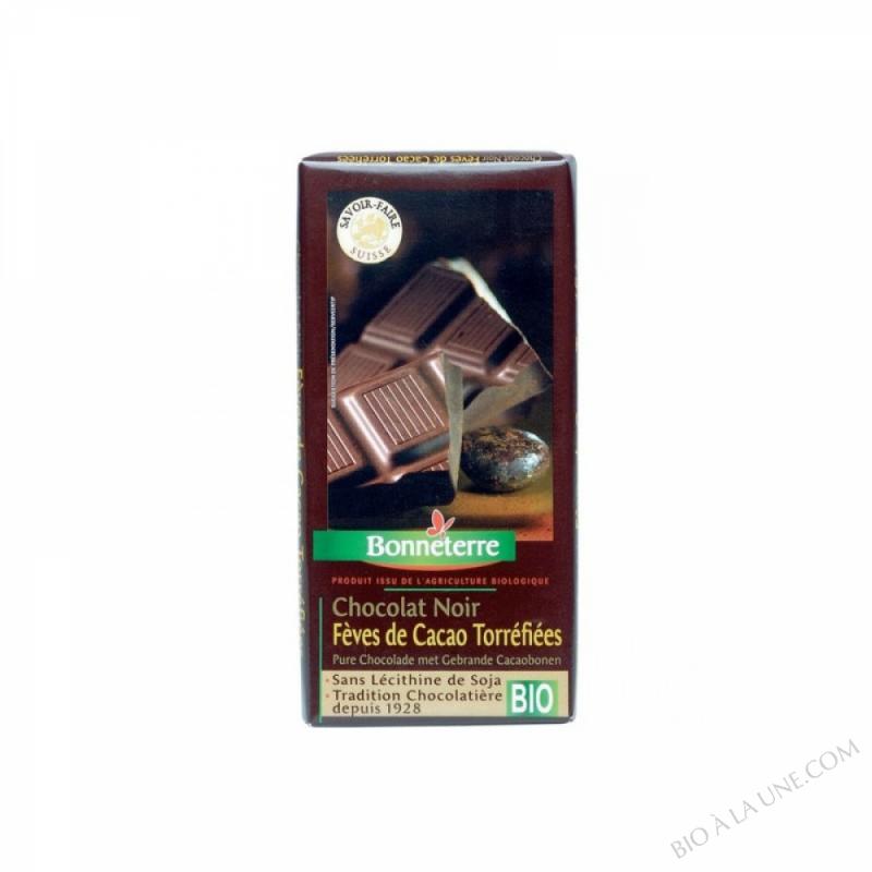 Chocolat Noir Eclats De Feves 100gr 100gr