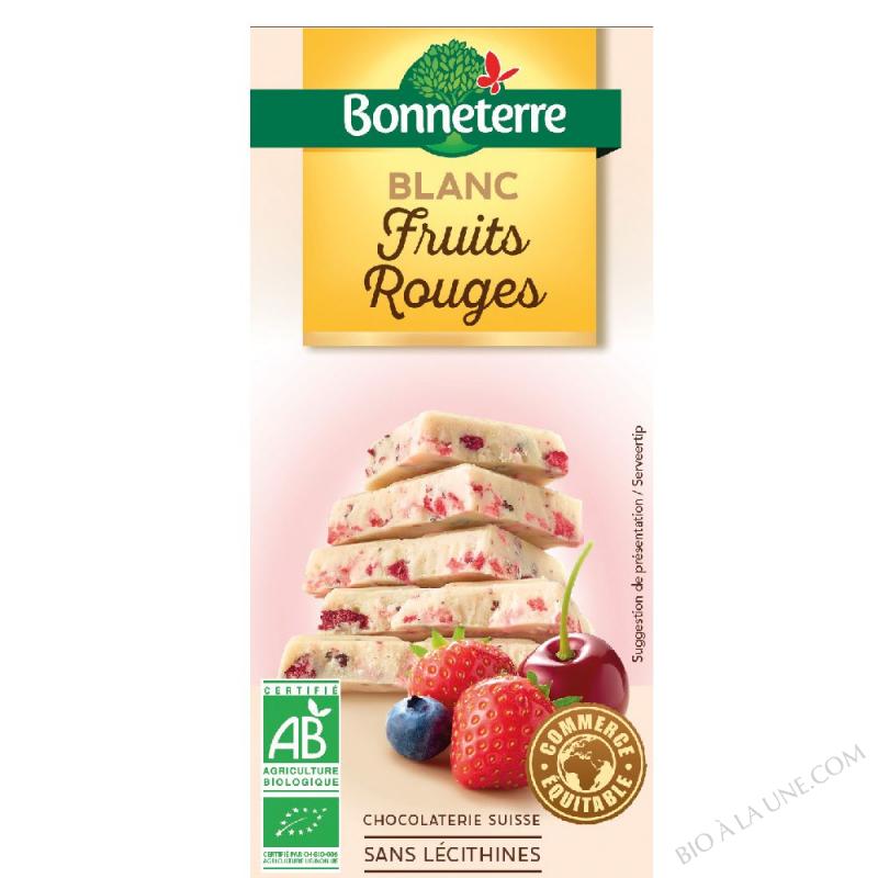 Blanc Fruits Rouges