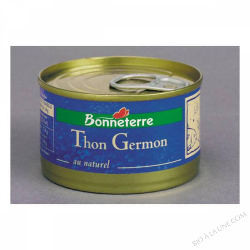 Thon Germon au naturel - 139g