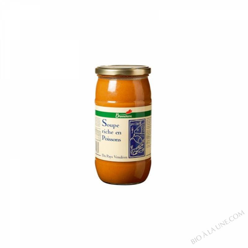 SOUPE DE POISSONS - 800 G