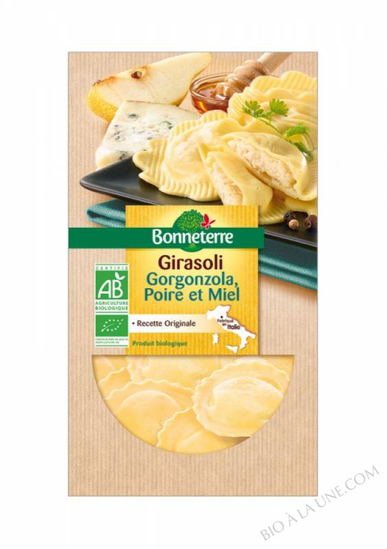 GIRASOLI GORGONZOLA POIRE ET MIEL - 250G