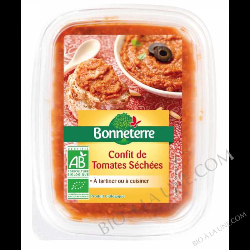 Confit de tomates sechees 140g - 140g