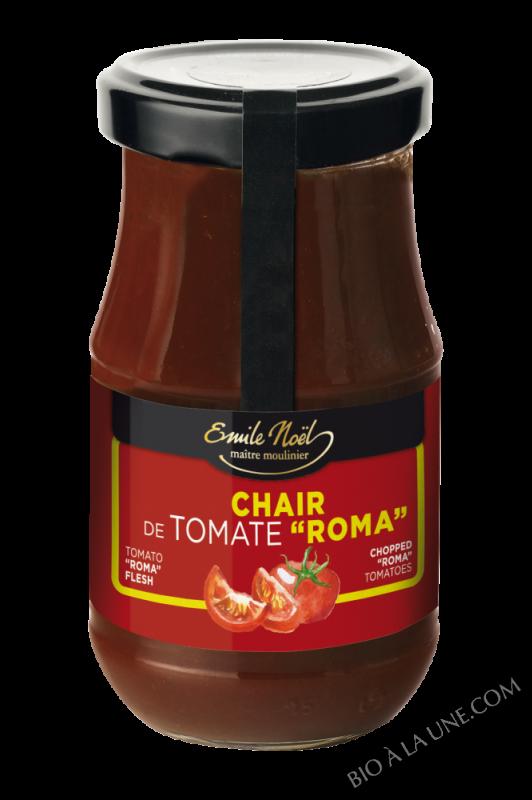 Chair de tomate bio - 400g