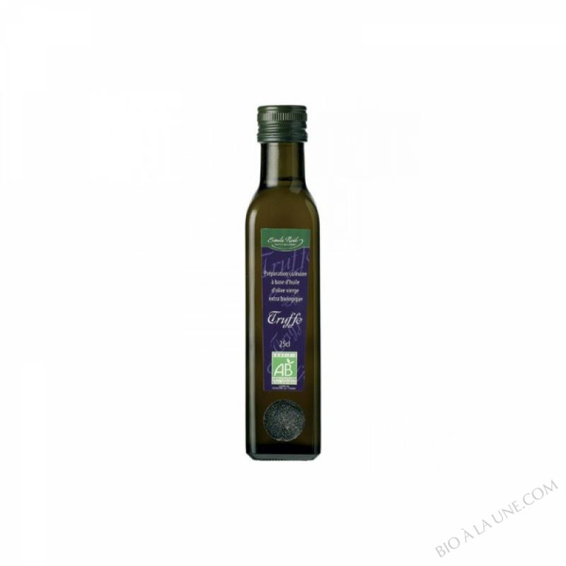 Huile aromatisée à la Truffe bio - 250ml