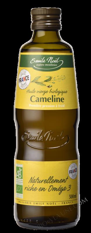 Huile vierge de cameline Bio - 500ml