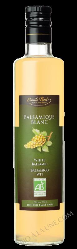 Condiment balsamique blanc biologique - 500ml