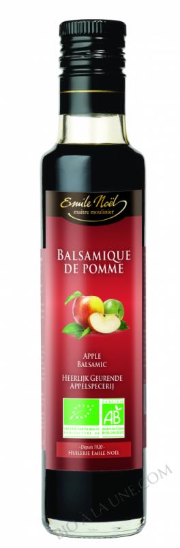 Condiment balsamique de pomme bio - 250ml