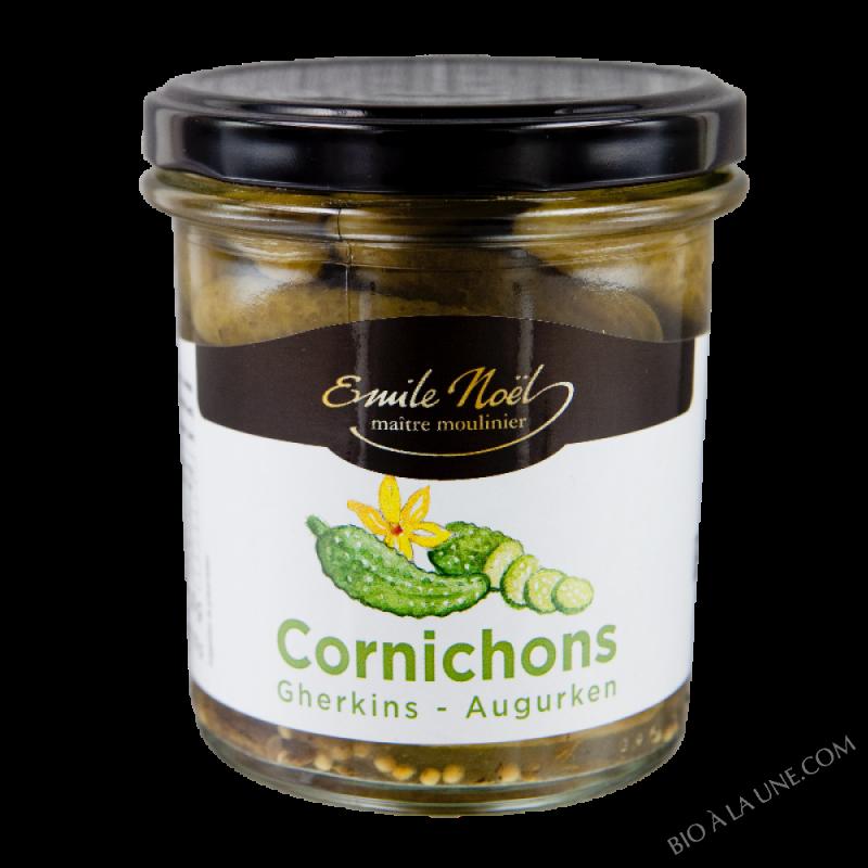 Cornichons bio - 170g
