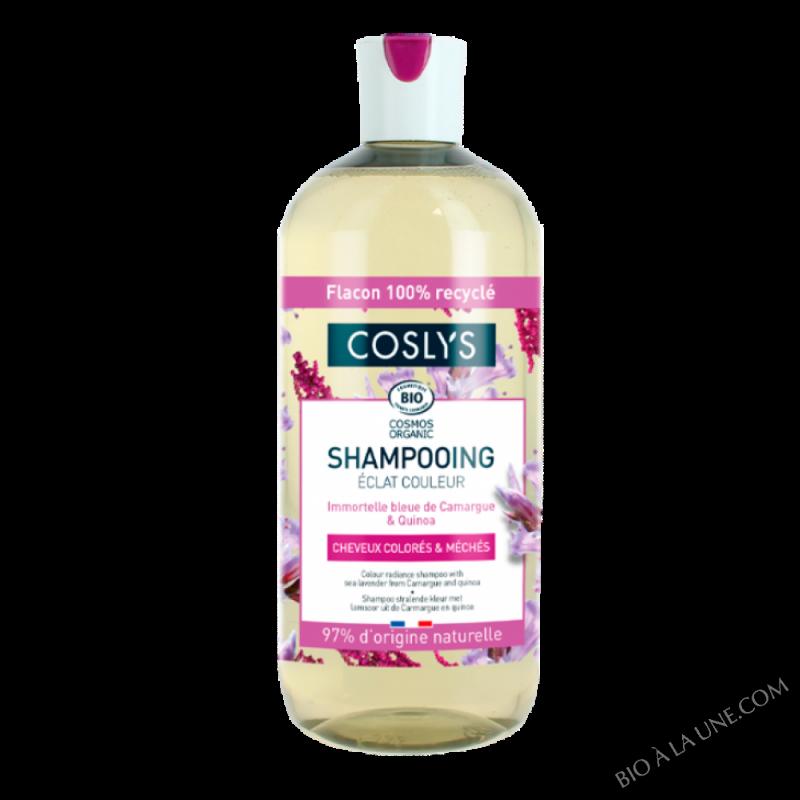 Shampoing cheveux colorés et méchés 500 ml