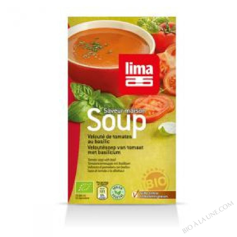 Soupe Veloute Tomates Basilic 1L