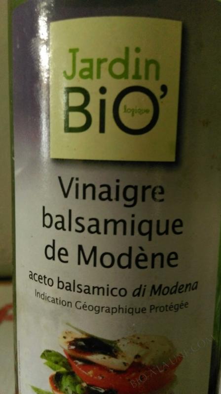 Vinaigre balsamique de Modène IGP 50cl