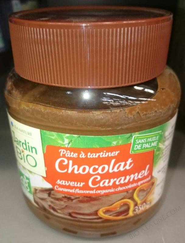 Pâte à tartiner Chocolat saveur Caramel 350 g