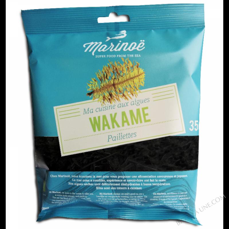 Wakame Paillettes - Marinoë