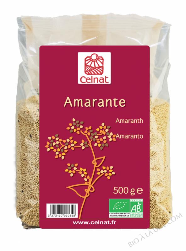 CELNAT Amarante BIO - 500g