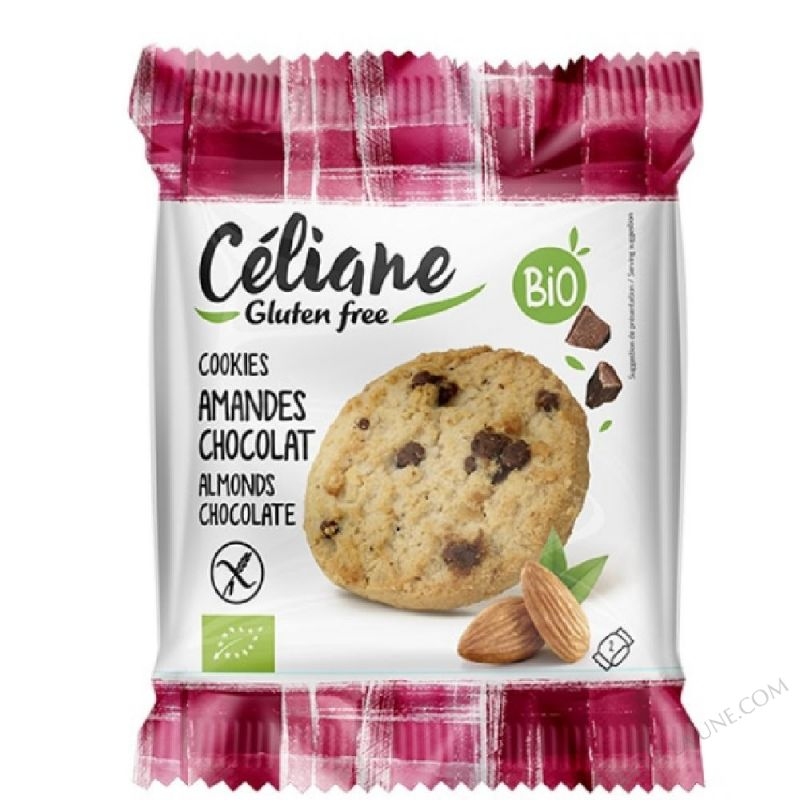 Cookies snack amande chocolat