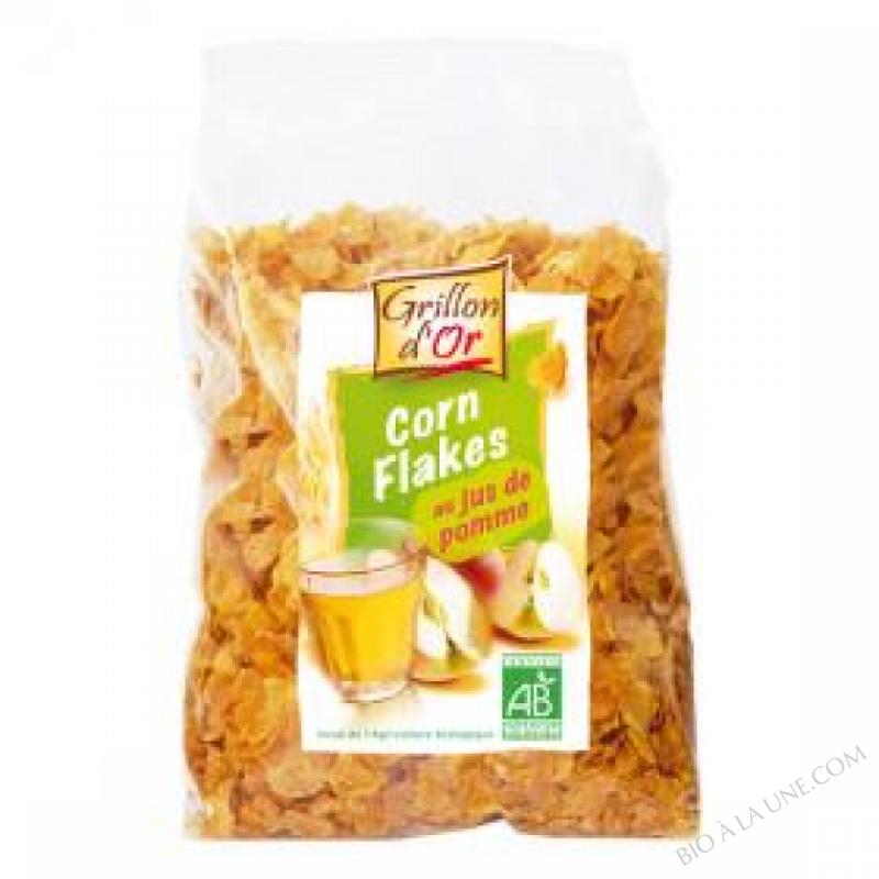 Corn Flakes au Jus de pomme 300g