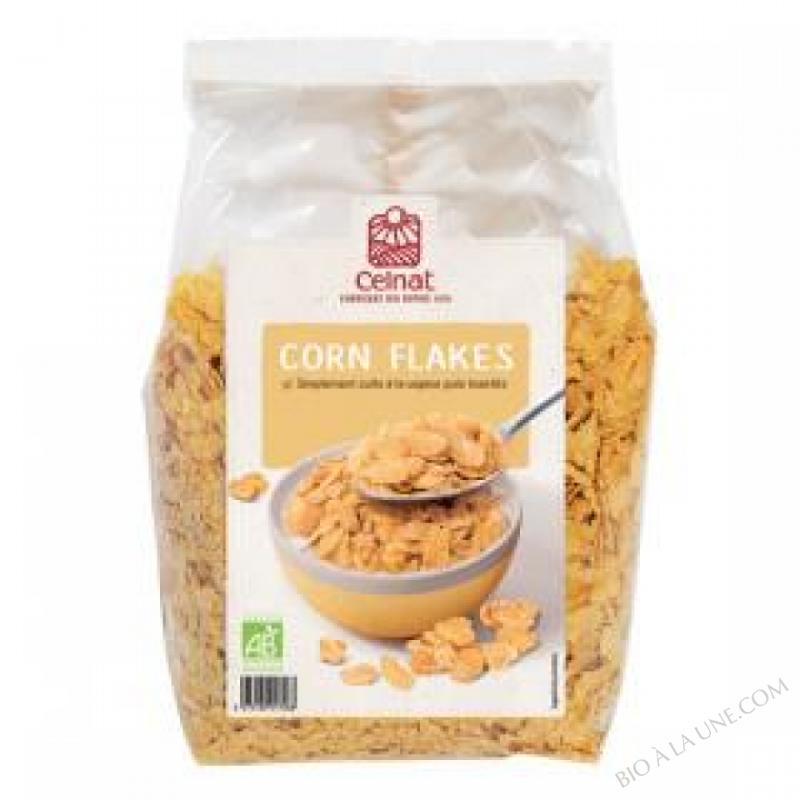 CELNAT Corn Flakes Traditionnels BIO - 12KG