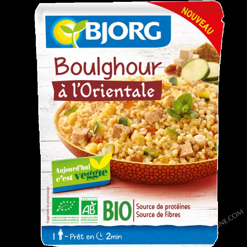 BOULGHOUR À L'ORIENTALE - 220 G